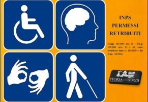 INPS. Permessi retribuiti (Legge 104/92)