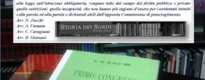 """A Milano nel 1898 il primo Congresso di beneficenza """"pei Sordomuti"""" e la costituzione dell'Associazione «Benefica Sordoparlanti»"""