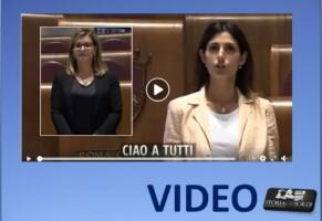 LIS – Roma Prima Capitale al Mondo con il servizio in tempo reale durante l'Aula
