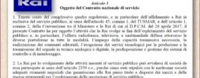 Il servizio Rai ed i Sordi Italiani