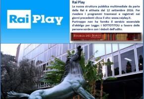 Il servizio dell'accessibilità televisiva. Comitato di Confronto MiSE-RAI
