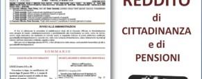 Reddito di cittadinanza e il ricorso collettivo
