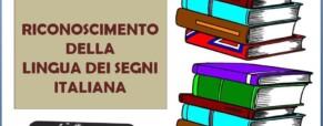 Regione Piemonte. L.R. 30 luglio 2012, n.9. Riconoscimento della Lingua dei Segni