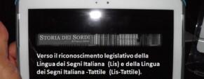Riconoscimento della Lingua dei Segni Italiana 2016