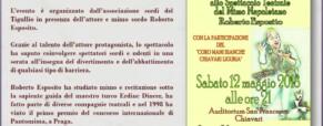 Mimo sordo Roberto Esposito