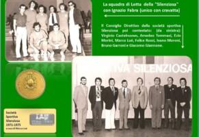 La Silenziosa si racconta dal 1971 al 1975