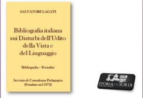 Bibliografia Italiana sui disturbi dell'udito, della vista e del linguaggio 2012