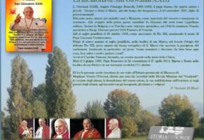 La memoria di San Giovanni XXIII