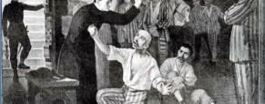 """San Giuseppe Cafasso (1811-1860) """"il prete della forca"""""""