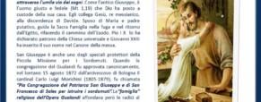 San Giuseppe e la PMS