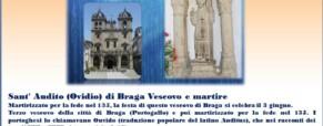 Sant'Audito (Ovidio) di Braga