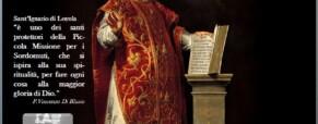 Sant'Ignazio di Loyola e la Piccola Missione per i Sordomuti