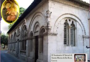 Chiesa di Santa Maria della Rosa in Lucca