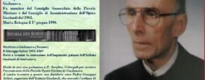Ricordo dei Padri della Piccola Missione: Giuseppe Selleri e Luigi Selva