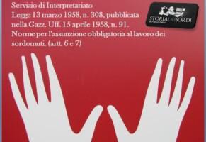 """Un punto informativo per le persone sorde e un interprete della lingua dei segni. Una mozione di Baratter chiede """"un segnale di civiltà"""""""
