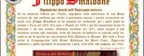 Le sacre reliquie di San Filippo Smaldone visitano la città di Trepuzzi  (Newsletter della Storia dei Sordi n. 605 del 12 dicembre 2008)