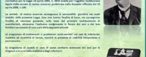 Le Società di Mutuo Soccorso fra i Sordomuti in Italia