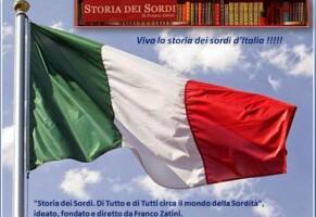 """Conosciamo la nostra """"Storia"""":. A Genova nel 1920 il 1° Convegno Nazionale dei Sordomuti"""