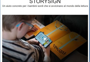 Huawei Storysign: arrivano nuovi libri per i 32 milioni di bambini sordi