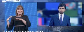 RaiNews24 e Lis