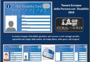 Tessera Europea di invalidità