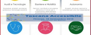 Toscana, verso la II Conferenza regionale sulla disabilità 2016. Le iscrizioni ufficiali.
