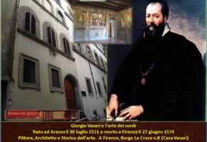 Giorgio Vasari e l'arte dei sordi