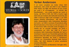 Andersson Yerker