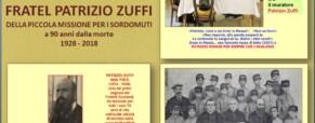 Ricordo di Fratel Patrizio Zuffi della PMS
