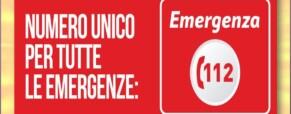 112: il numero unico europeo per le emergenze